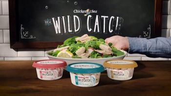 Chicken of the Sea Wild Catch TV Spot, 'Enjoy the Catch of the Day, Any Day' - Thumbnail 9