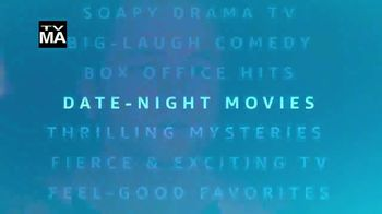 Amazon Prime Video TV Spot, 'Great Stories: Date-Night Movies' Song by Shanks Mansell - Thumbnail 2