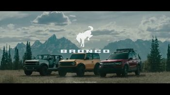 Ford Bronco 2-Door TV Spot, 'Built Wild' Featuring Jimmy Chin [T1] - Thumbnail 10