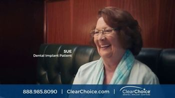 ClearChoice TV Spot, 'Relief From Dental Issues' - Thumbnail 4