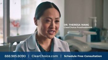 ClearChoice TV Spot, 'Relief From Dental Issues' - Thumbnail 5