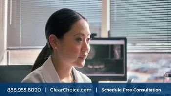 ClearChoice TV Spot, 'Relief From Dental Issues' - Thumbnail 6