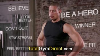 Total Gym TV Spot, 'Be a Hero'