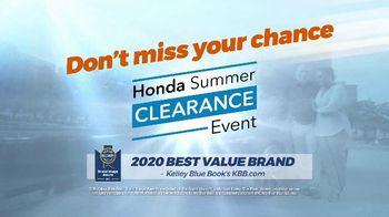 Honda Summer Clearance Event TV Spot, 'Rugged: 2020 Pilot and HR-V' [T2] - Thumbnail 9