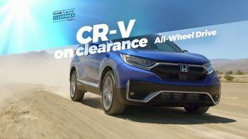 Honda Summer Clearance Event TV Spot, 'Rugged: 2020 Pilot and HR-V' [T2] - Thumbnail 3