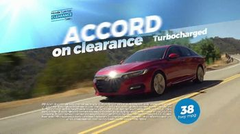 Honda Summer Clearance Event TV Spot, 'Rugged: 2020 Pilot and HR-V' [T2] - Thumbnail 4
