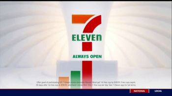 7-Eleven Coffee TV Spot, '7REWARDS: Seven Cups Free' - Thumbnail 9