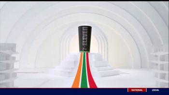 7-Eleven Coffee TV Spot, '7REWARDS: Seven Cups Free'