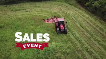Case IH Sales Event TV Spot, 'Special Rate'