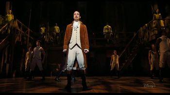 Disney+ TV Spot, 'Hamilton' Song by Lin-Manuel Miranda