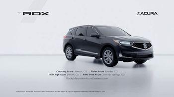 2020 Acura RDX TV Spot, 'Less Gravity, More Boost' [T2] - Thumbnail 10