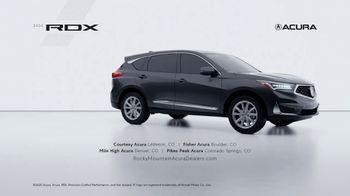 2020 Acura RDX TV Spot, 'Less Gravity, More Boost' [T2] - Thumbnail 9