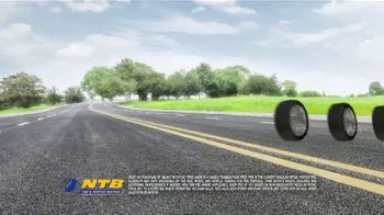 National Tire & Battery TV Spot, 'Summer Is Here: Buy Three Tires, Get One Free' - Thumbnail 4