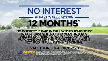 National Tire & Battery TV Spot, 'Summer Is Here: Buy Three Tires, Get One Free' - Thumbnail 7