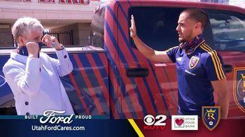 Ford TV Spot, 'CBS 2 Salt Lake City: Utah Food Bank' Featuring Justin Portillo [T2] - Thumbnail 9