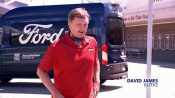 Ford TV Spot, 'CBS 2 Salt Lake City: Utah Food Bank' Featuring Justin Portillo [T2] - Thumbnail 2