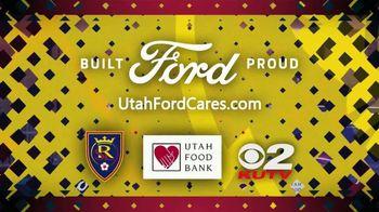 Ford TV Spot, 'CBS 2 Salt Lake City: Utah Food Bank' Featuring Justin Portillo [T2] - Thumbnail 7