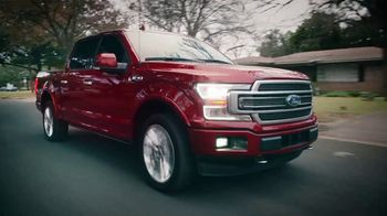 Ford Front-Line Appreciation TV Spot, 'Saying Thank You' [T2] - Thumbnail 2