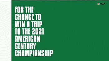 American Century Investments TV Spot, 'Golf Channel: American Century Championship Trick Shots'