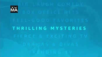 Amazon Prime Video TV Spot, 'Great Stories: Feel-Good Favorites' - Thumbnail 2