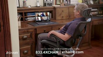 X-Chair TV Spot, 'Working From Home: $100 Off' - Thumbnail 10