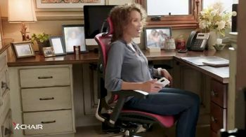 X-Chair TV Spot, 'Working From Home: $100 Off' - Thumbnail 5