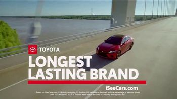 Toyota Certified Used Vehicles TV Spot, 'Synonymous With Trust' [T1] - Thumbnail 3