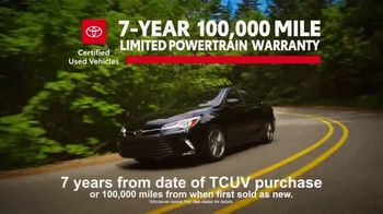 Toyota Certified Used Vehicles TV Spot, 'Synonymous With Trust' [T1] - Thumbnail 4