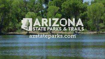 Arizona State Parks & Trails TV Spot, 'Escape the Summer Heat'