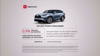 Toyota Big One Sales Event TV Spot, 'Did You: Eat Old Chili and Exercise' [T2] - Thumbnail 8