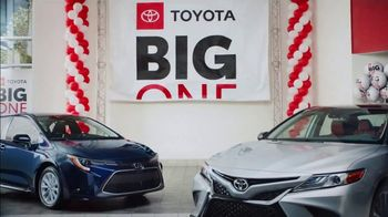 Toyota Big One Sales Event TV Spot, 'Did You: Eat Old Chili and Exercise' [T2] - Thumbnail 7