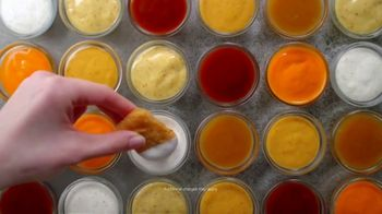 McDonald's TV Spot, 'McNugget Sauce Portfolio' - Thumbnail 1