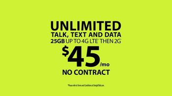 Straight Talk Wireless Unlimited Plan TV Spot, 'Same Networks for Less' - Thumbnail 10