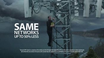 Straight Talk Wireless Unlimited Plan TV Spot, 'Same Networks for Less' - Thumbnail 7