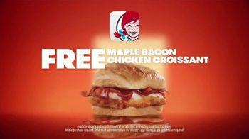 Wendy's TV Spot, 'Tomorrow Brings More: Free Maple Bacon' - Thumbnail 6