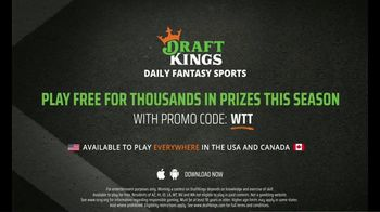 DraftKings TV Spot, 'World Team Tennis: Get in on the Action' - Thumbnail 10