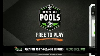 DraftKings TV Spot, 'World Team Tennis: Get in on the Action' - Thumbnail 6