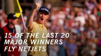 NetJets TV Spot, 'PGA Tour Official Private Jet Provider'