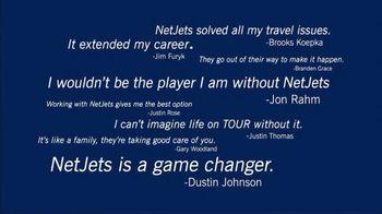 NetJets TV Spot, 'PGA Tour Official Private Jet Provider' - Thumbnail 2