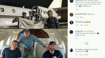 NetJets TV Spot, 'PGA Tour Official Private Jet Provider' - Thumbnail 3