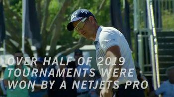 NetJets TV Spot, 'PGA Tour Official Private Jet Provider' - Thumbnail 7