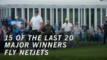 NetJets TV Spot, 'PGA Tour Official Private Jet Provider' - Thumbnail 9