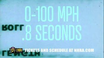 NHRA TV Spot, '2020 Mello Yello Drag Racing Series' - Thumbnail 2