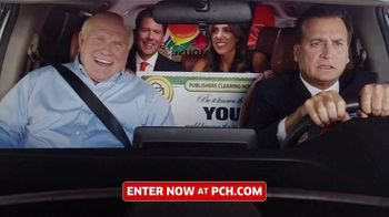 Publishers Clearing House TV Spot, 'Last Chance: Step On It' Feat. Terry Bradshaw - Thumbnail 1