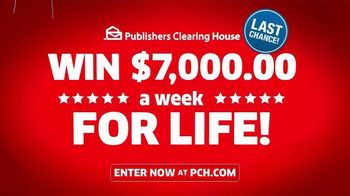 Publishers Clearing House TV Spot, 'Last Chance: Step On It' Feat. Terry Bradshaw - Thumbnail 9