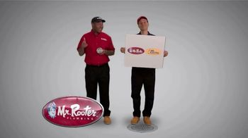 Mr. Rooter Plumbing TV Spot, 'Drain Cleaning: $95' - Thumbnail 1