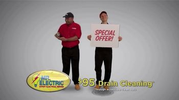 Mr. Rooter Plumbing TV Spot, 'Drain Cleaning: $95' - Thumbnail 3