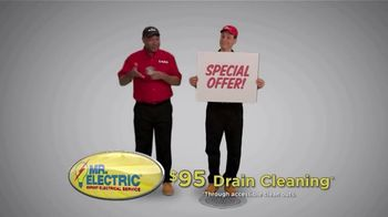 Mr. Rooter Plumbing TV Spot, 'Drain Cleaning: $95' - Thumbnail 4