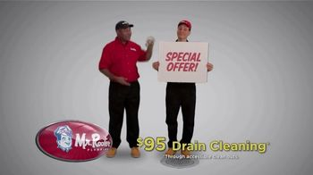 Mr. Rooter Plumbing TV Spot, 'Drain Cleaning: $95' - Thumbnail 5