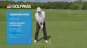 GolfPass TV Spot, 'Breaking Into the Game: Juniors' Featuring Michael Bannon, Rory McIlroy - Thumbnail 5